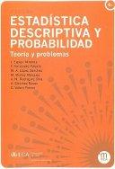 Portada libro Estadística Descriptiva y Probabilidad