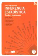 Portada libro Inferencia Estadística (2ª Edición)