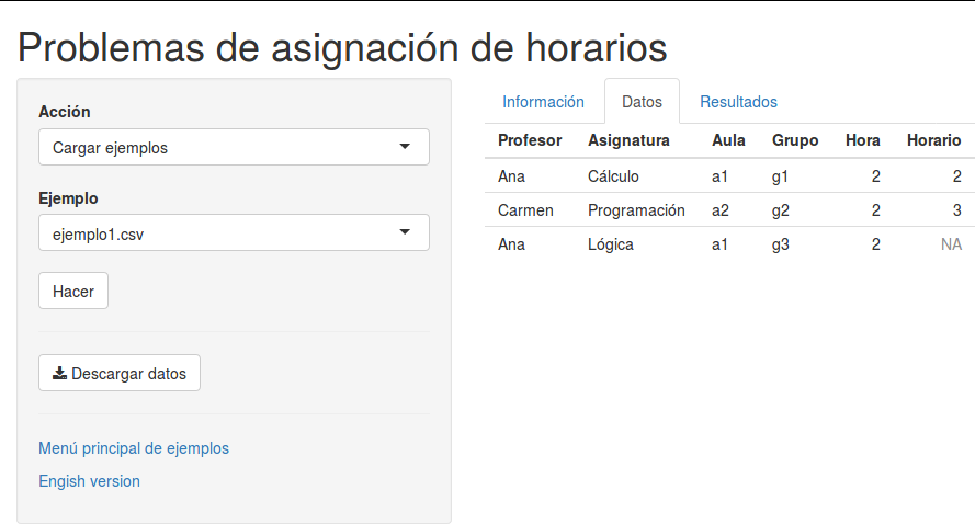 Datos ejemplo 1